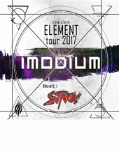 Imodium - Element Tour 2017