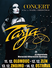 Tarja Concert for a dark Christmas