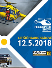 Helicopter Show a Rally Show 2018