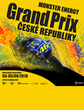 Monster Energy Grand Prix České Republiky 2018 Moto GP 2018