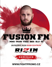Fusion FN 16: Cage Fight