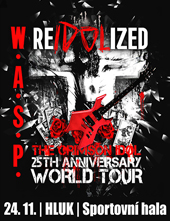 W.A.S.P. Re-idolized: The 25th Anniversary of The Crimson Idol