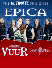 EpicaThe Ultimate Principle Tour