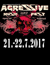 session-AGRESSIVE MUSIC FEST 2017 open air festival - Pohoří - CZ Pohoří - Czech Republic