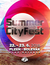 Summer City Fest 2018 Multižánrový open-air festival