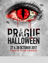 PRAGUE SEXY HALLOWEEN TWO DAYS, ONE CLUB, SAME MEMORY Vstup/Entrance 18+