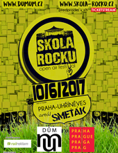 Škola-Rocku Open Air Festival 2017