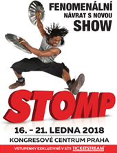 STOMP A phenomenal return with a new show