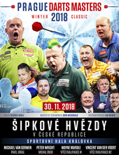 Prague Darts Masters 2018 Winter Classic