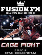 FUSION FN14 CAGE FIGHT