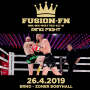 Fusion FN23: Ring Fight, Brno, 26/04/2019 19:00