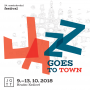 Jazz Goes to Town 2018 PERMANENTKA 12.+13.10.2018, Hradec Kralove, 12/10/2018 18:59