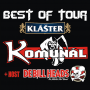 KOMUNÁL Best of tour 2018host: Debillheads, Kolín, 24/11/2018 20:00