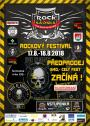 Rock of Sadská 2018 The Best of Region, Nymburk, 17/08/2018 17:00