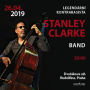 Stanley Clarke and his Band, Praha, 26/04/2019 20:00