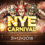 NYE Carnival 2018 at DupleX VIP table reservation, Praha, 31/12/2018 22:00
